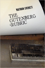 The Gutenberg Rubric Cover